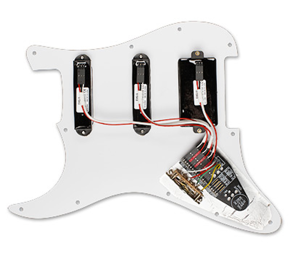 Kirk Hammett Pickup Wiring Diagram Electrical Work Basic Electric Guitar Diagrams Emg Kh20 S 81 Prewired Pickguard White Pearloid Rh Ebay Com Curbow 5