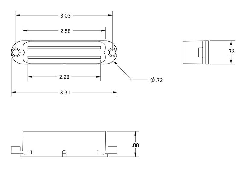 seymour duncan shr 1 strat hot rails set cream n m b new 2x shr 1n rh ebay com