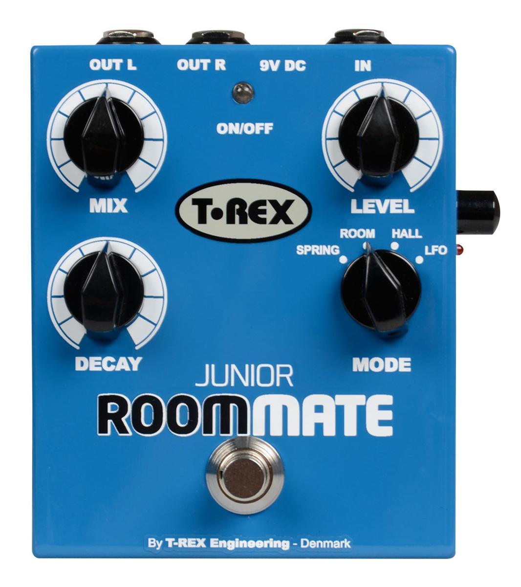 T-Rex-Room-Mate-Junior-4-Mode-Reverb-pedal